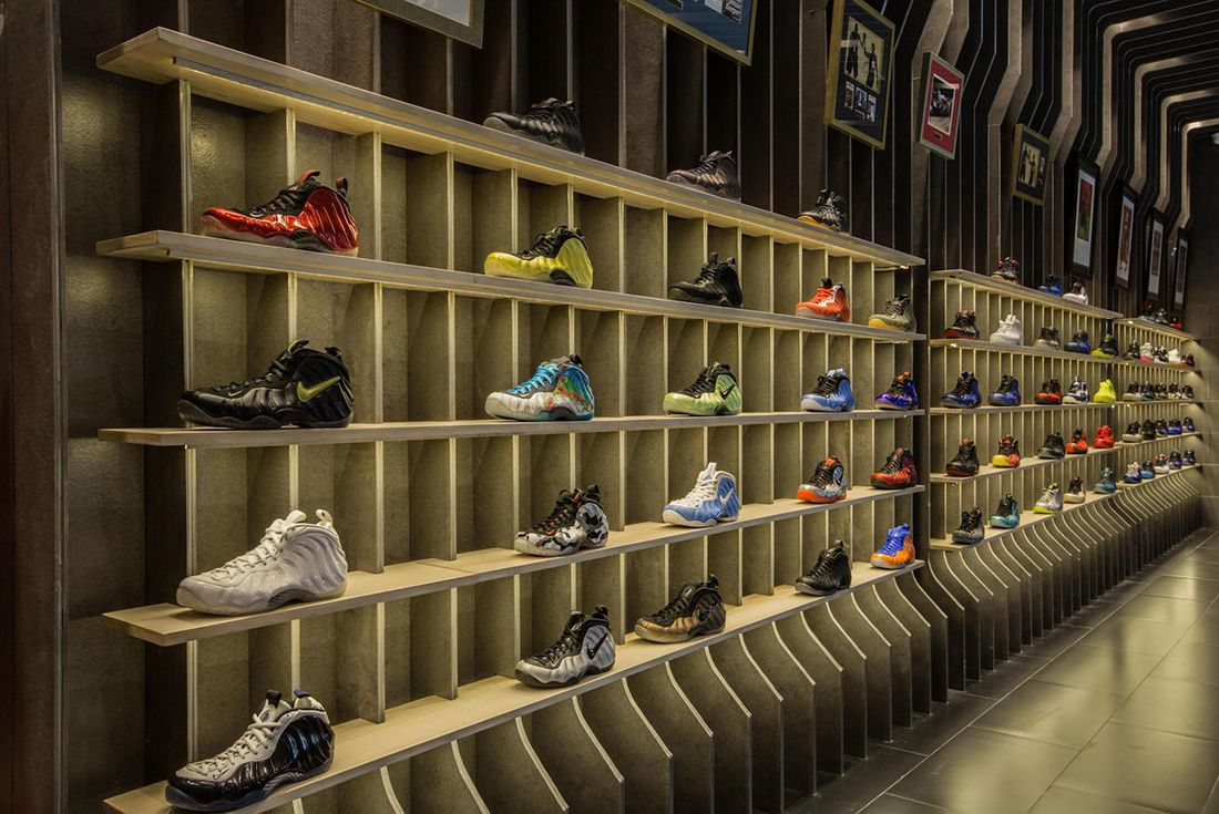 Nike Foamposite Retrospective Exhibition Hits Shanghai12