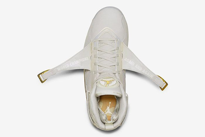 Air Jordan 8 Champagne 2