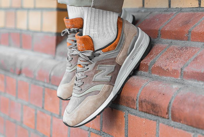 Afew Store New Balance M997Naj On Foot