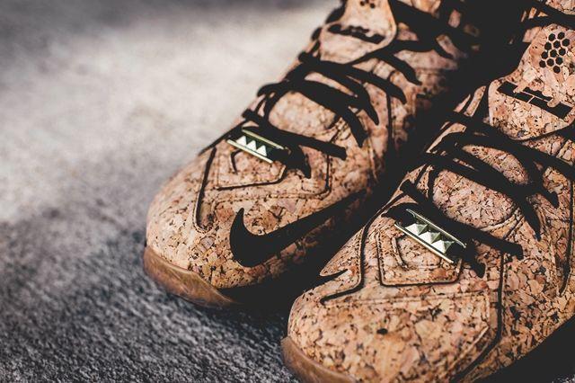 Nike Le Bron 12 Cork 1