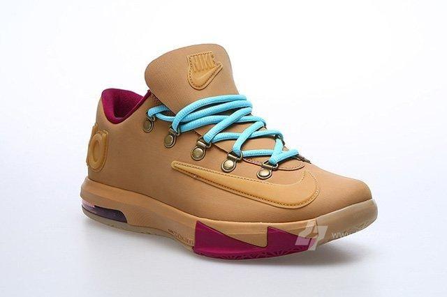 Nike Kd Vi Qs Ext Gum 12