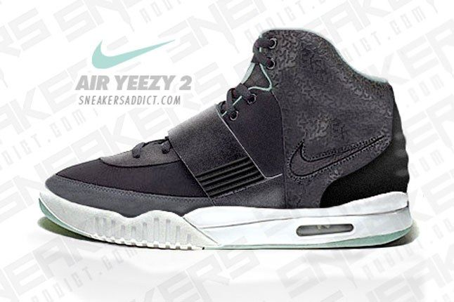 Air Yeezy First Look 1