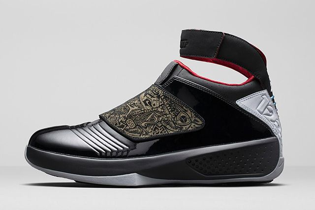 Air Jordan 20 Stealth 2