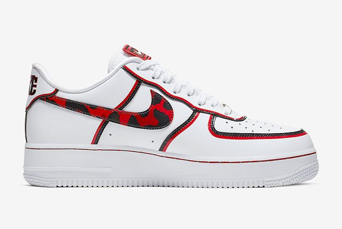 Nike Air Force 1 Low Dennis Rodman Ck6686 100 Release Date 2 Side
