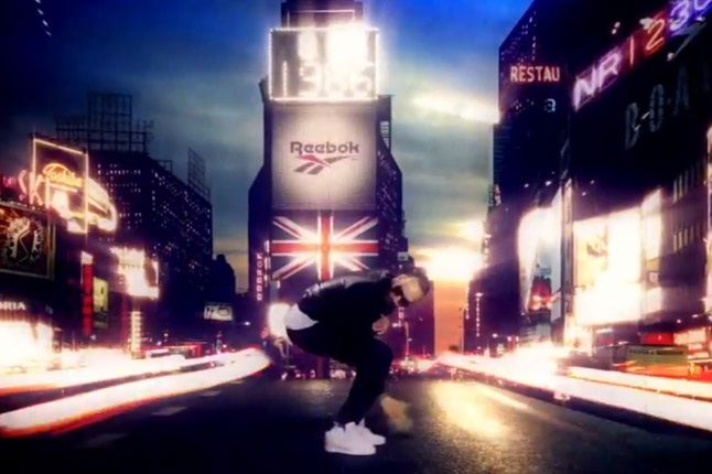 Swizz Beatz Ad Times Square 1