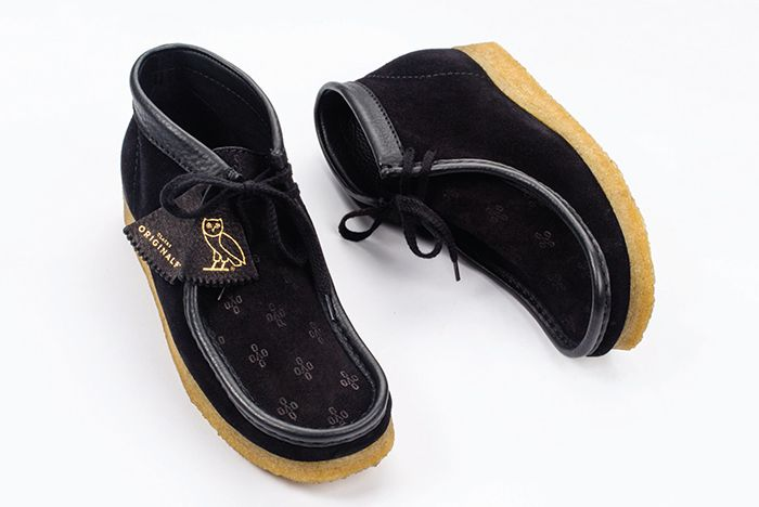 Ovo Clarks Wallabees 1