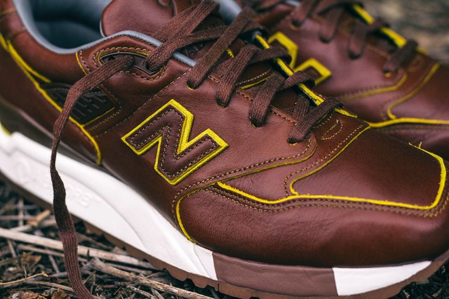 Horween Leather New Balance Pack 3