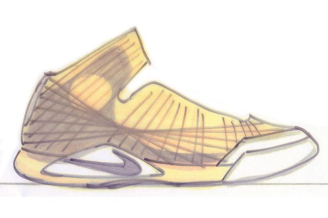 The Making Of The Nike Air Hyperdunk 2 1
