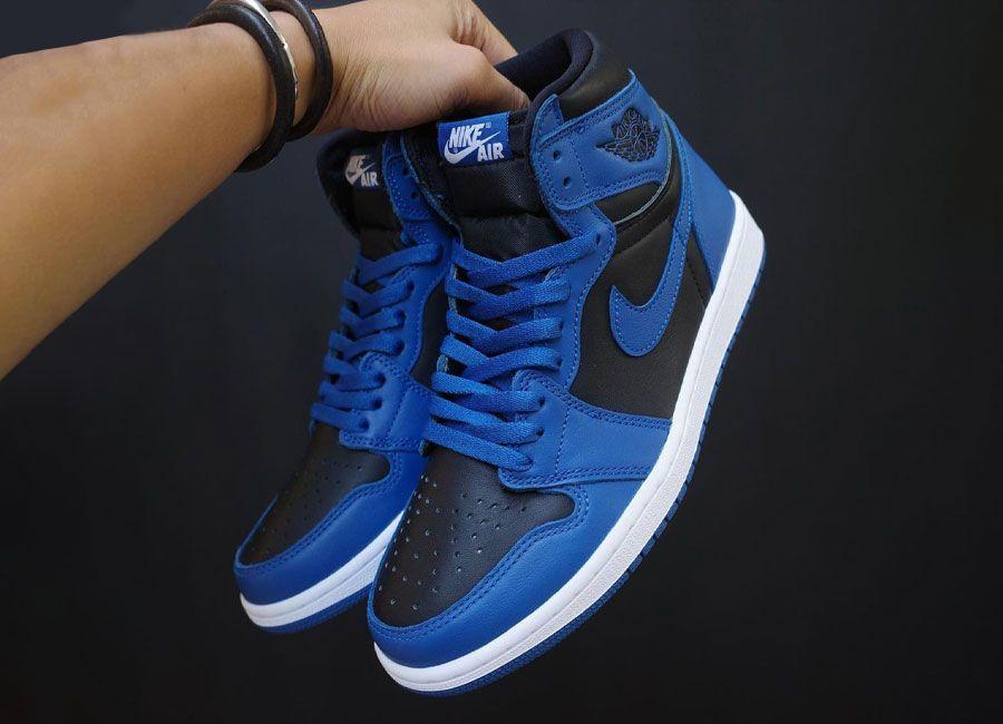 Air Jordan 1 High OG Dark Marina Blue