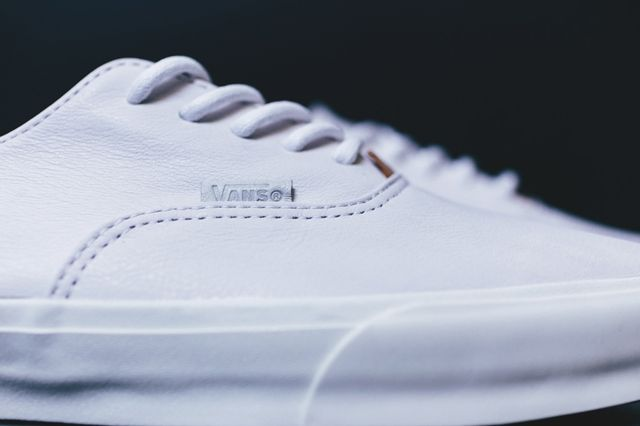 Vans Ca Leather Collection 9