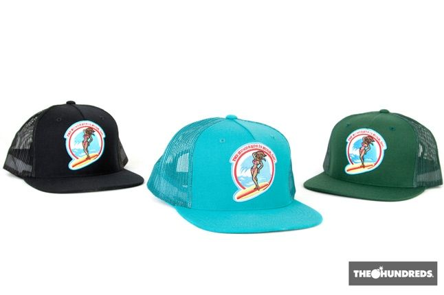 The Hundreds Trucker Snap Back 1