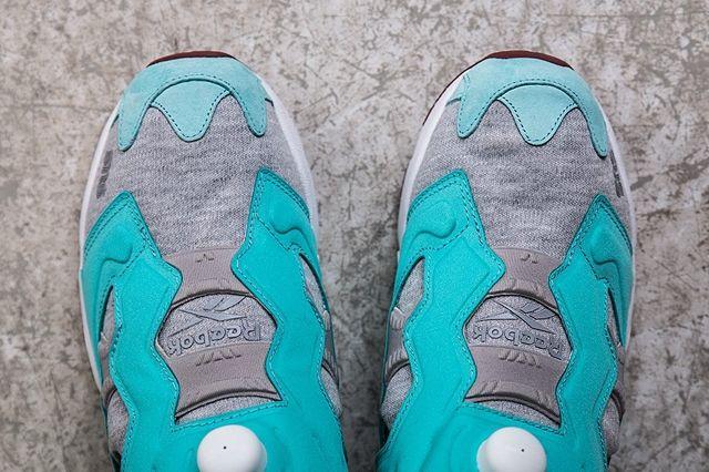 Sneakers N Stuff X Reebok Pump Fury 2