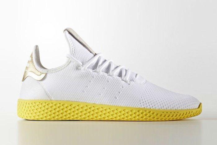 Pharrell Williams X Adidas Tennis Hu Gold3
