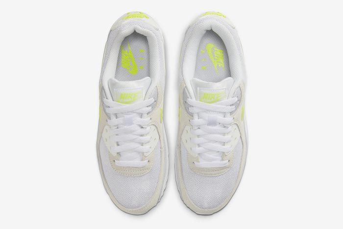 Nike Air Max 90 Wmns Lemon Venom Top