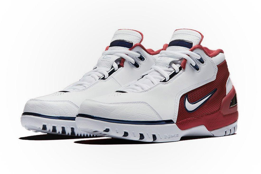 Nike Lebron Air Zoom Generation 2 1