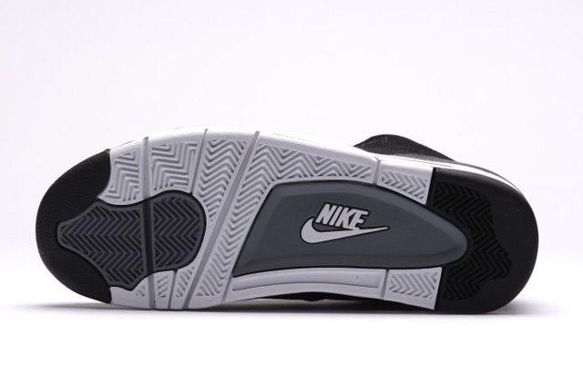 Nike Air Flight 89 Black White Coolgrey 3