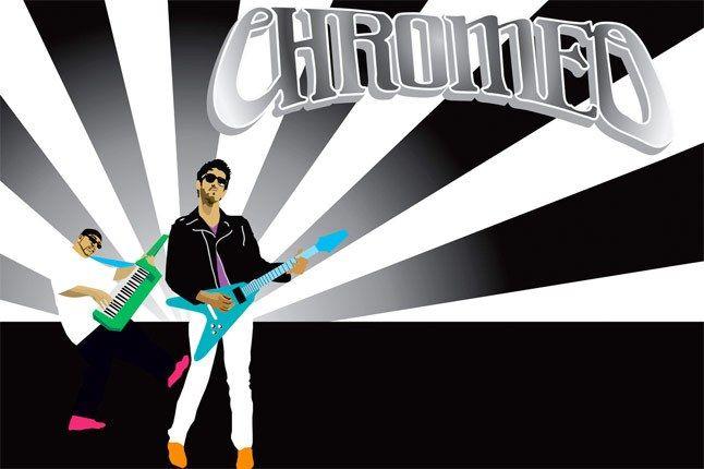 Chromeo 2 1
