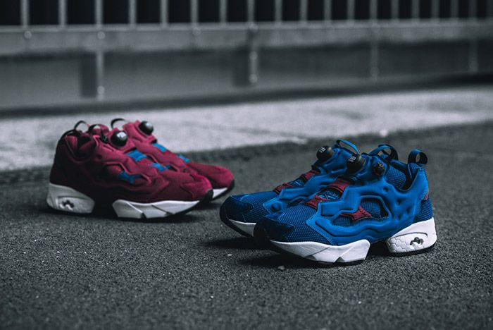 Reebok Insta Pump Fury Heavy Knit 2