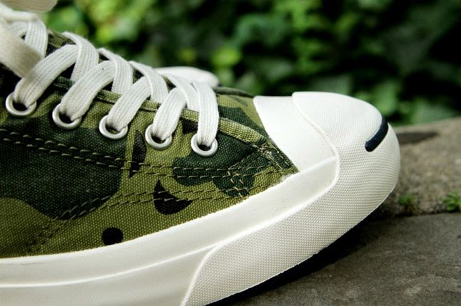 Camo Converse Jack Purcell 1