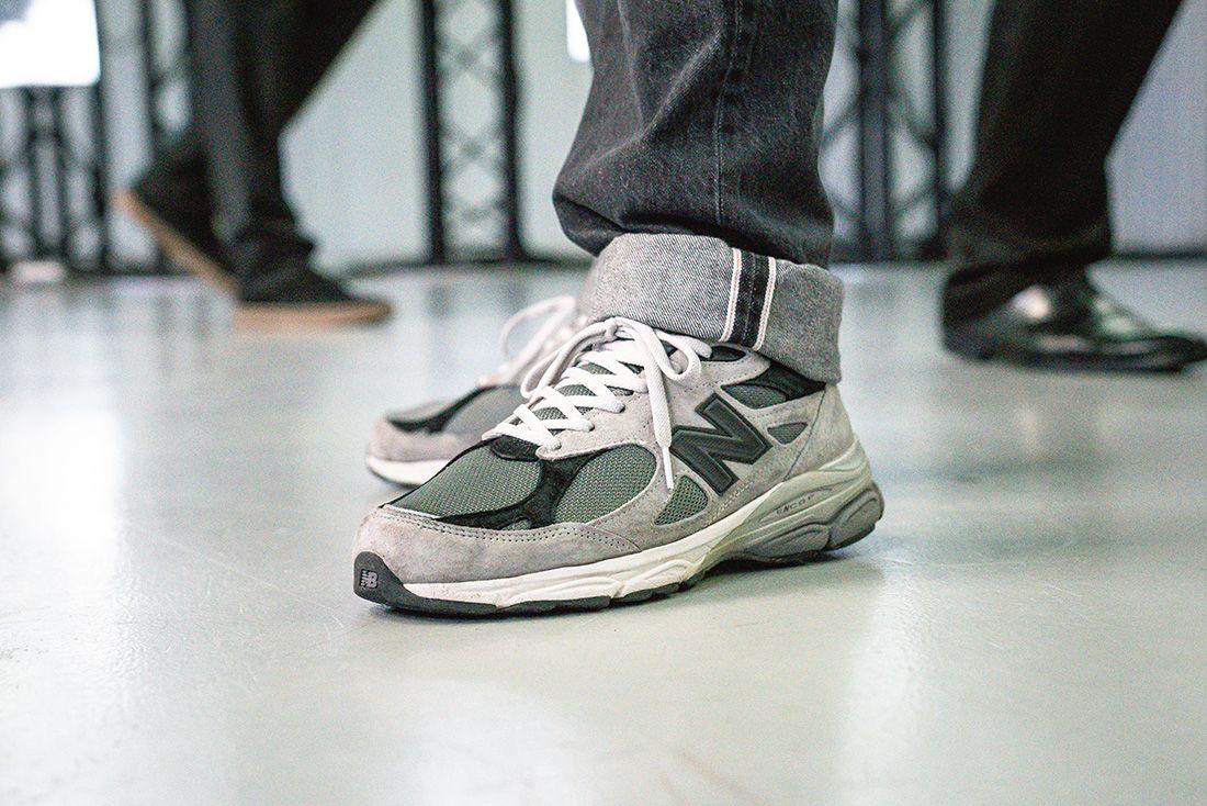 Sneaker Freaker Paris Fashion Week On Foot Shot9