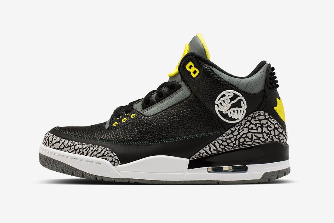 Air Jordan Ducks 1