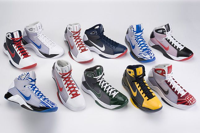 The Making Of The Nike Air Hyperdunk 26 1