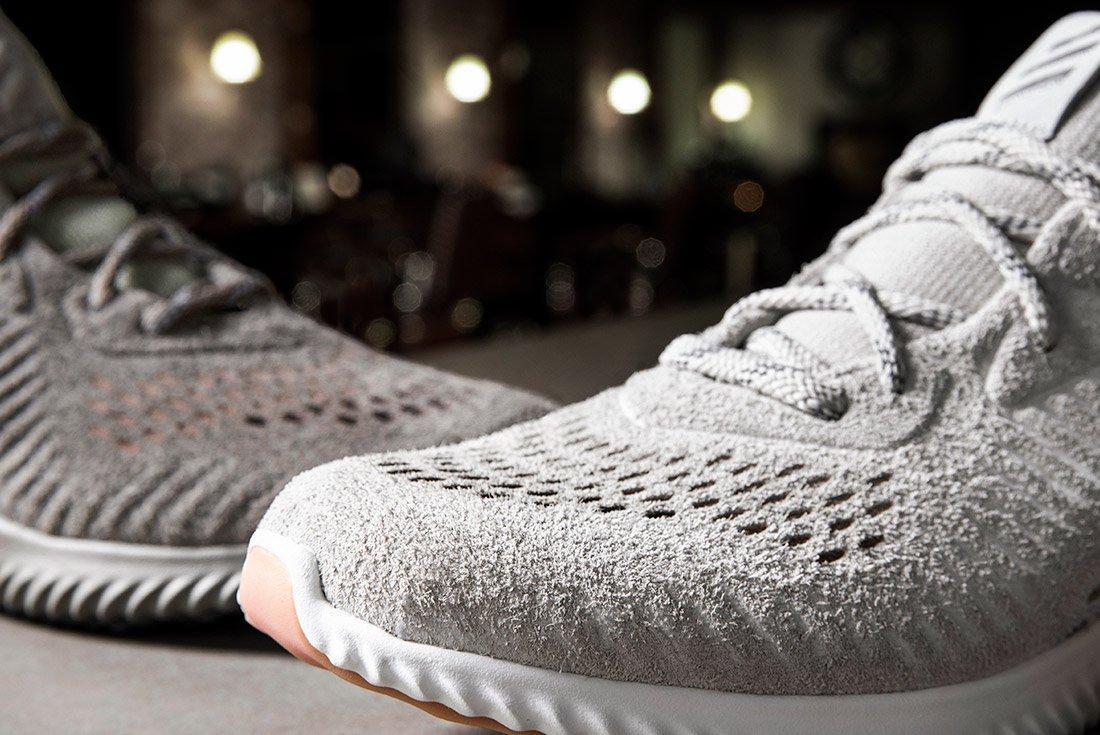 Adidas Alphabounce Suede 1