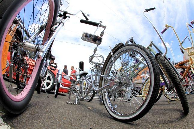 Saint Side Bike Show 2013 Trike 1