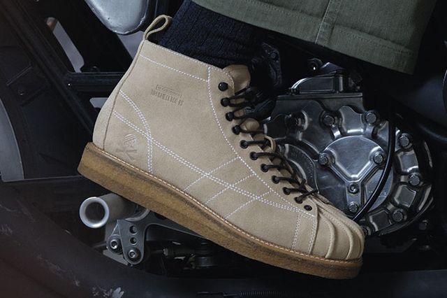 Neighborhood X adidas Nh Shelltoe Boot