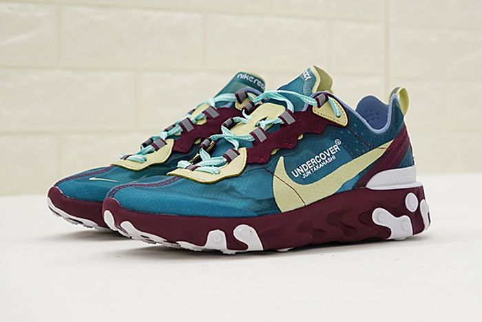 Undercover Gyakusou Nike React Elemt 87 3