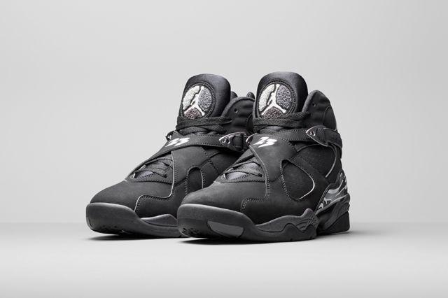 Air Jordan 8 Chrome 4