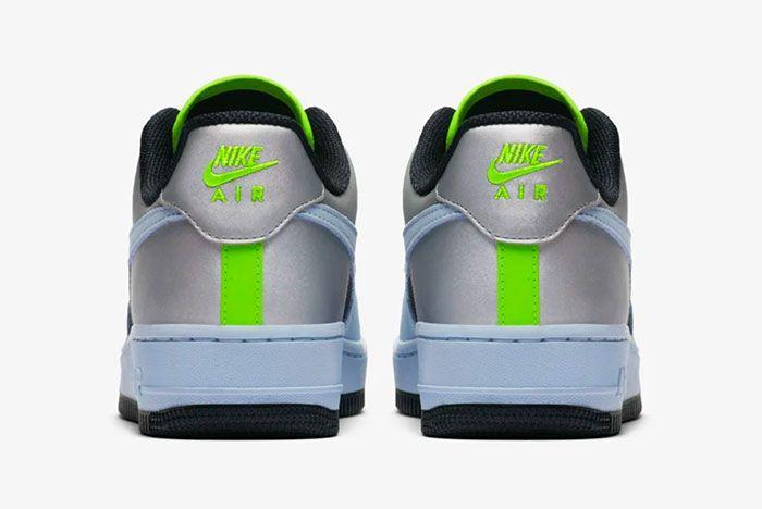 Nike Af1 Birds Of The Night Heel