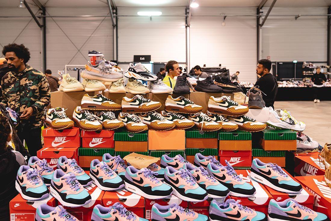 Sneakerness Paris Air Max 1 Susan