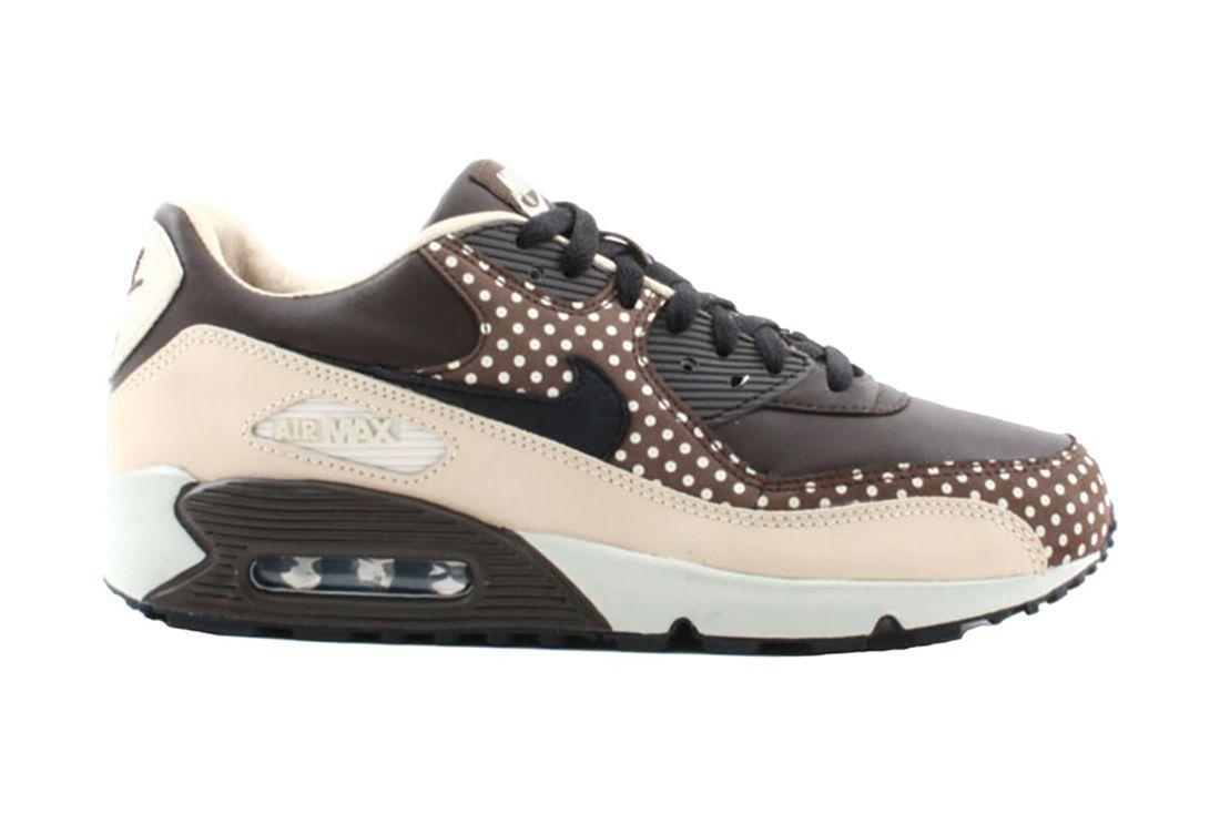 Footpatrol Nike Air Max 90 Brown 313093 201 Lateral