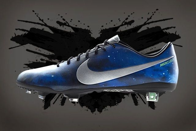 Timeline Nike Mercurial Boots 2