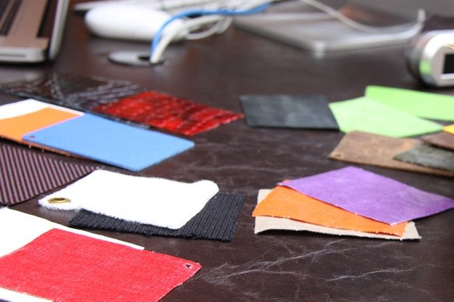 Nike Bespoke Material Swatches 2 1