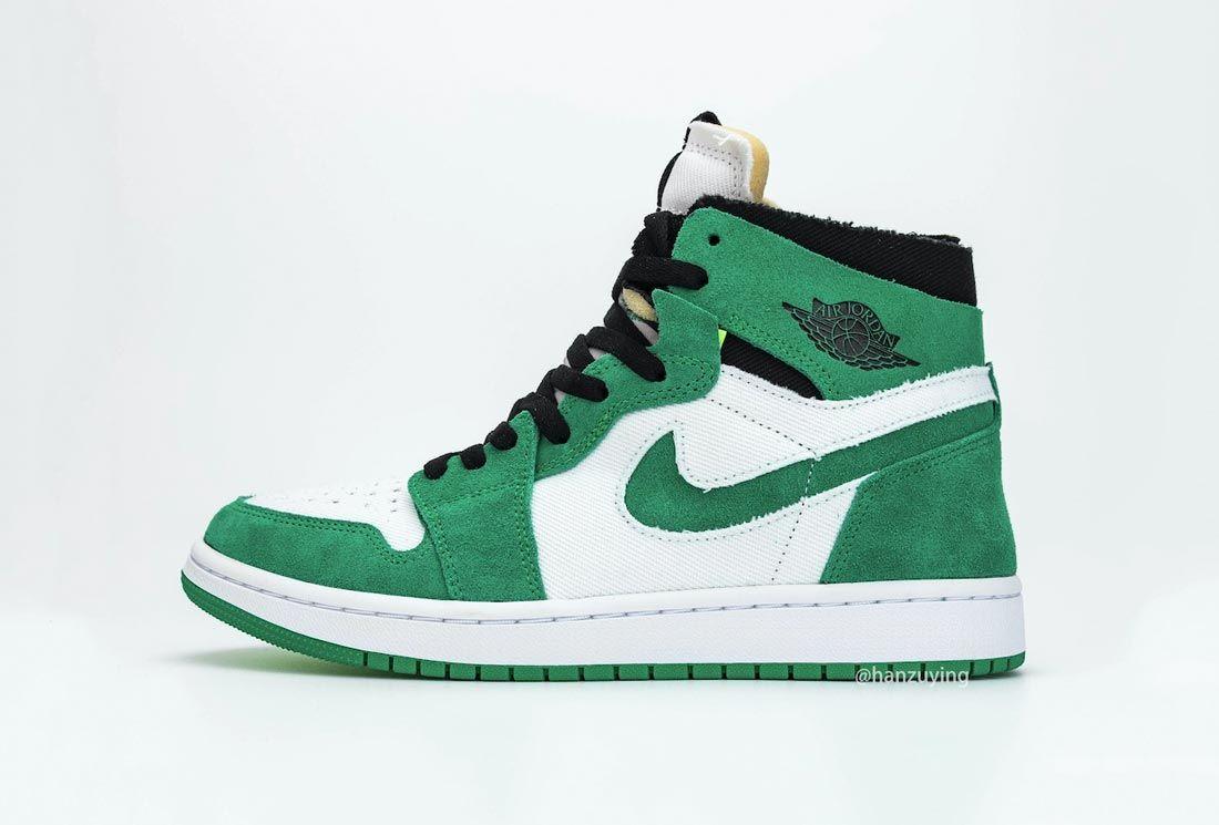 Air Jordan 1 Zoom Comfort 'Stadium Green'