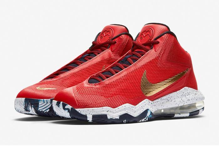 Anthony Davis Nike Air Max Audacity 6
