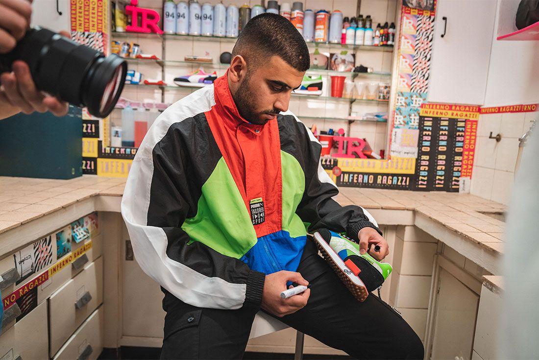 Inferno Ragazzi Eno Puma Future Rider Event Photos Sneaker Freaker 9