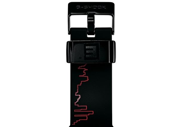 Eminem G Shock 30Th Anniversary Watch Band
