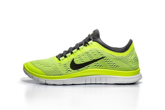 Nike Free 3 0 Volt Black Profile 1