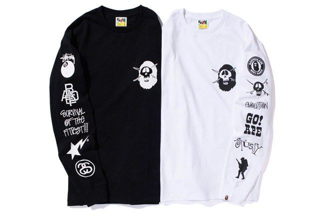 A Bathing Ape X Stussy 2010 Holiday Collection 13A 1