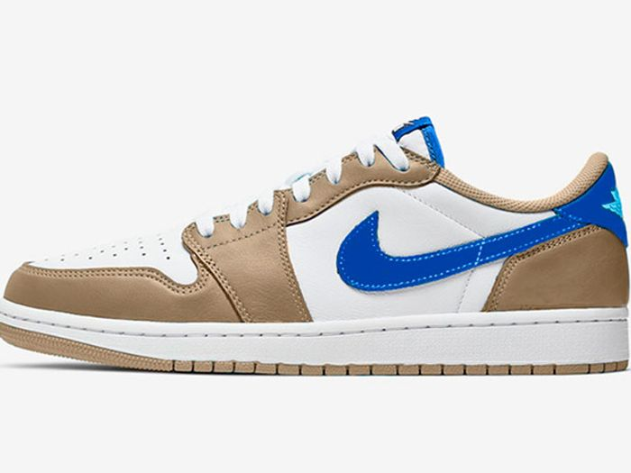 Hacer un nombre Humedal Bloquear  Nike SB x Air Jordan 1 Low in 'Desert Ore' Rumoured for December - Sneaker  Freaker