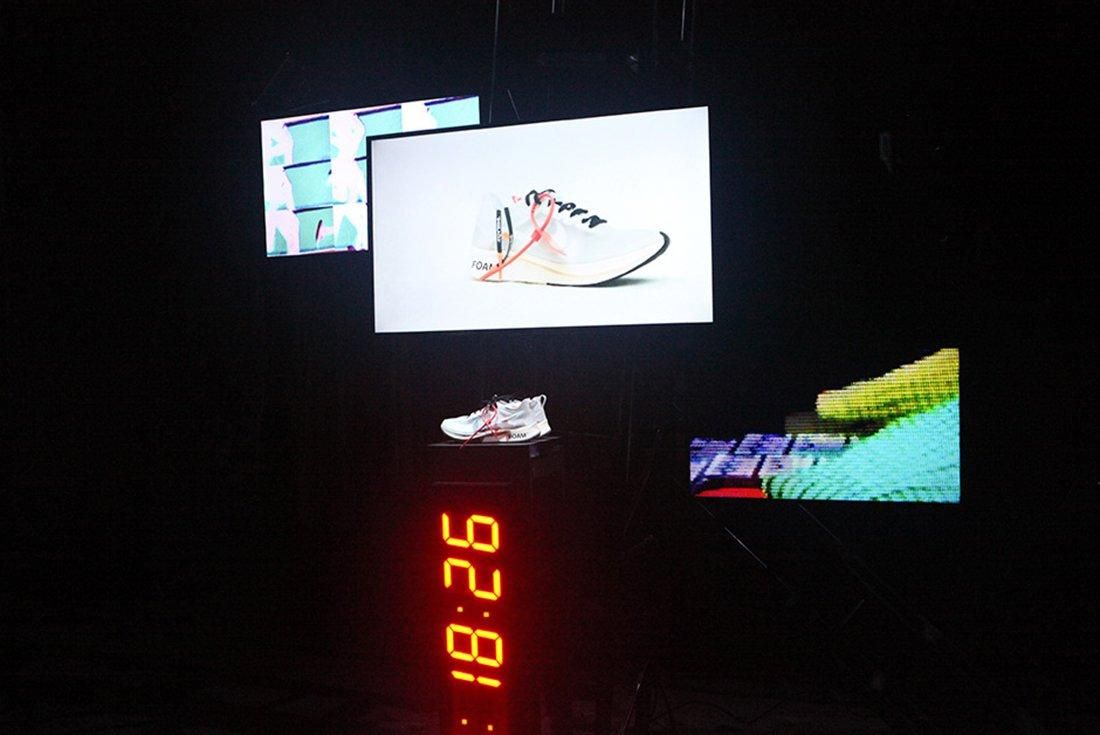 Off White X Nike The Ten Event 14