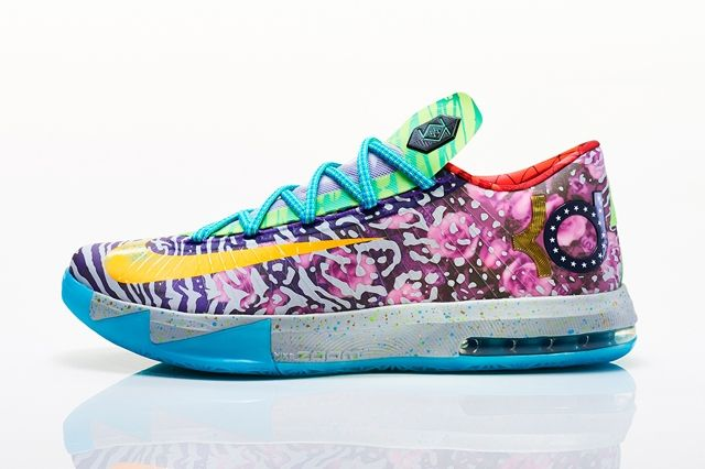 Nike Kd Vi What The 2