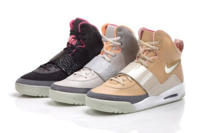 Kanye West Sneaker Style Air Yeezy