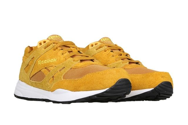 Reebok Ventilator Ballistic Gold Yellow 3