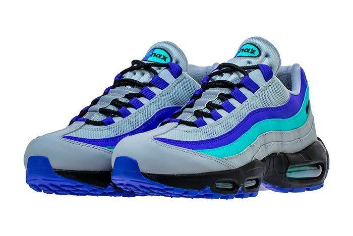 Nike Air Max 95 Blue 1