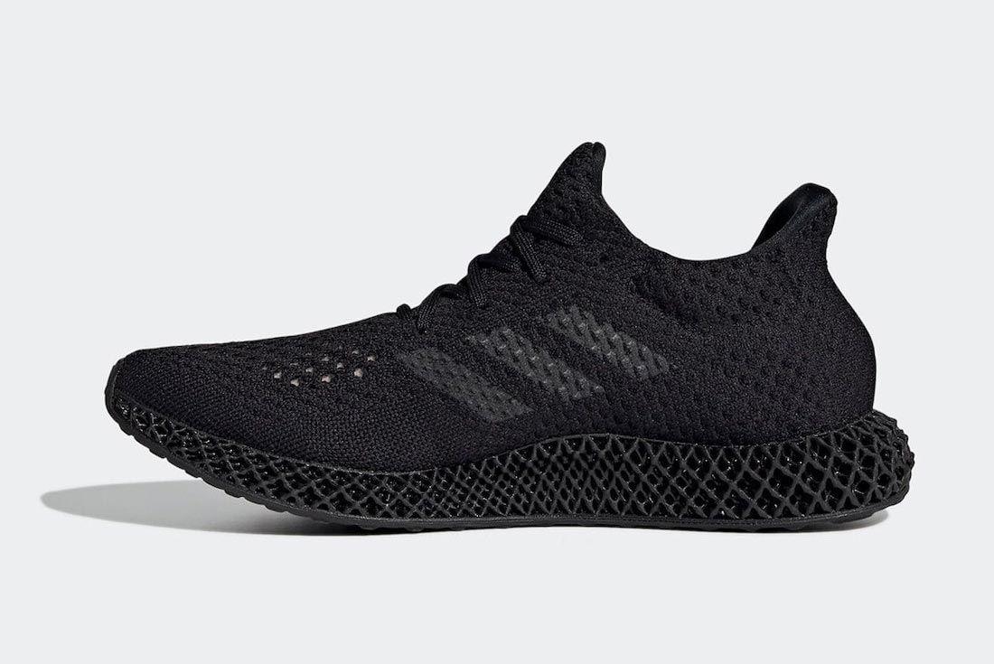 adidas Futurecraft 4D 'Triple Black'