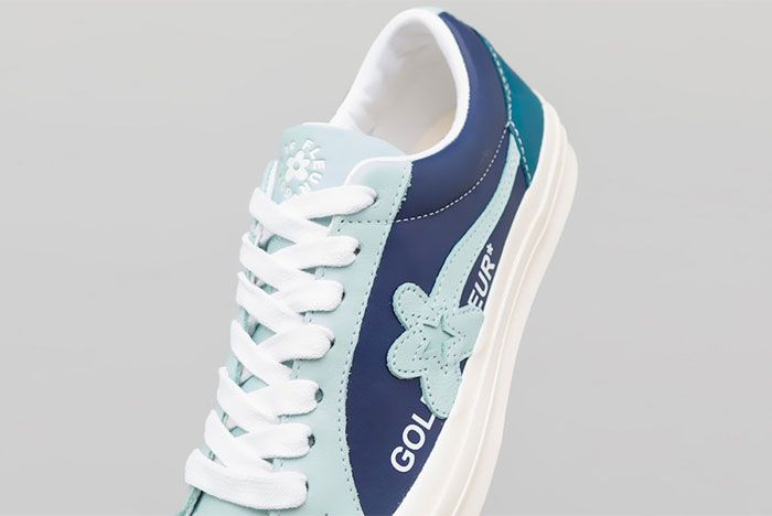 Golf Le Fleur Converse Industrial Pack Blue Tongue